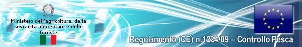 Ministero delle Politiche Agricole Alimentari e Forestali - Regolamento C.E. 1224/09 - Controlli Pesca